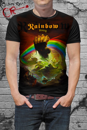 Camiseta Rainbow Rising