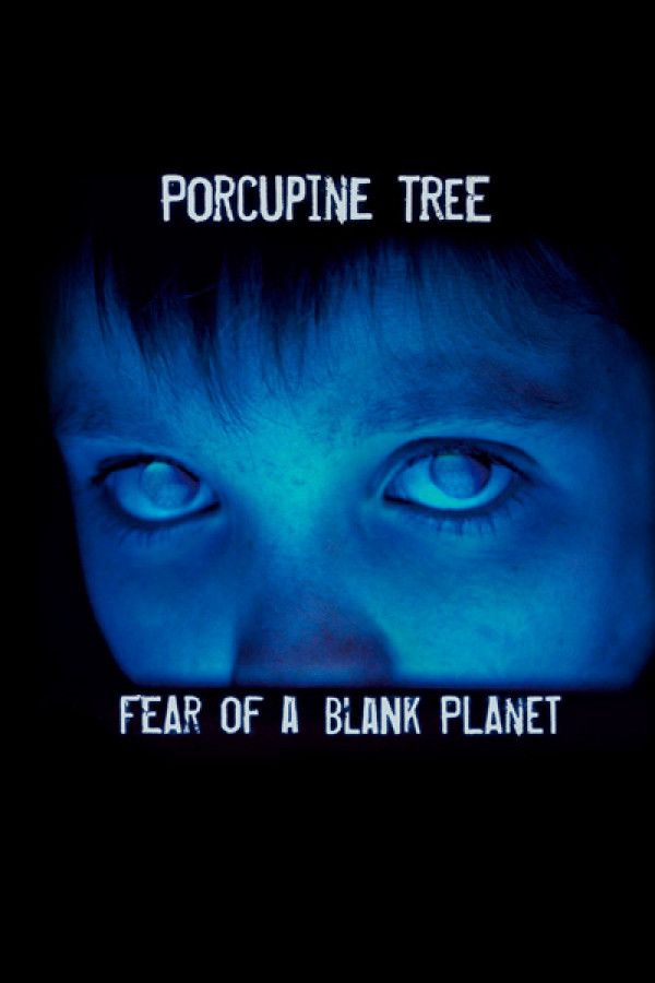 camiseta The Porcupine Tree Fear of a Blank Planet