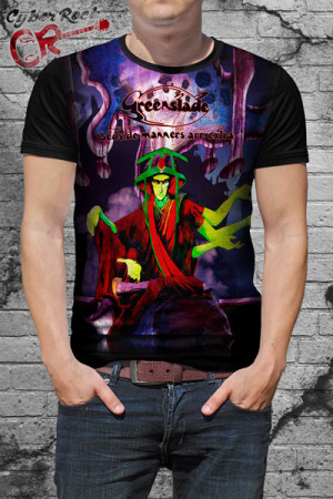 Camiseta Greenslade