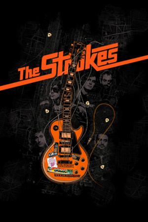 Camiseta The Strokes III