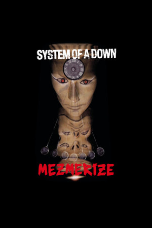 Camiseta System Of a Down Mezmerize