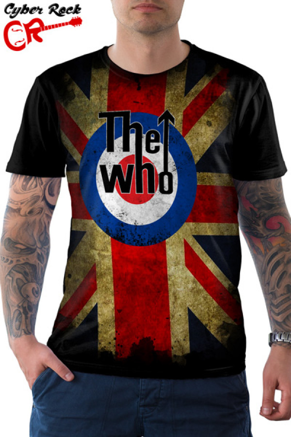 Camiseta The Who III