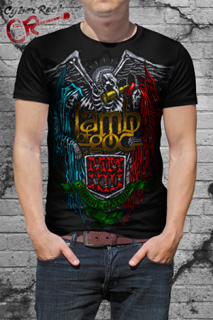 Camiseta Lamb of God MMXIII