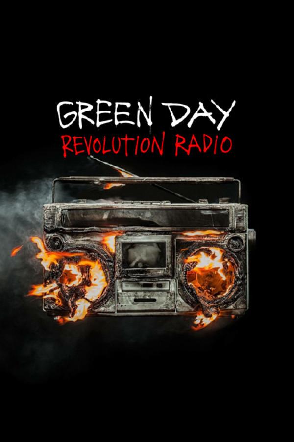 Blusinha Green Day Revolution Radio
