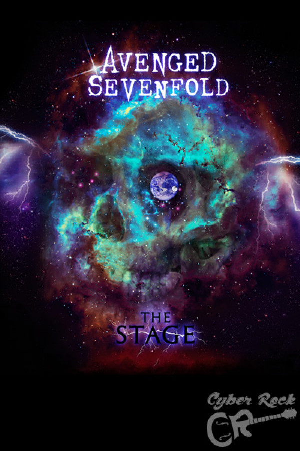 Almofada Avenged Sevenfold The Stage