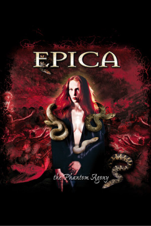 Blusinha Epica The Phanton Agony