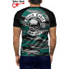 Raglan manga curta Black Label Society