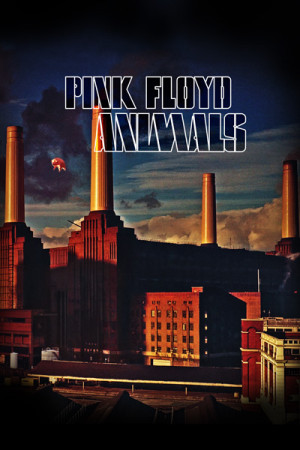 Camiseta Pink Floyd Animals