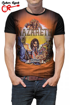 Camiseta Nazareth The Rampart