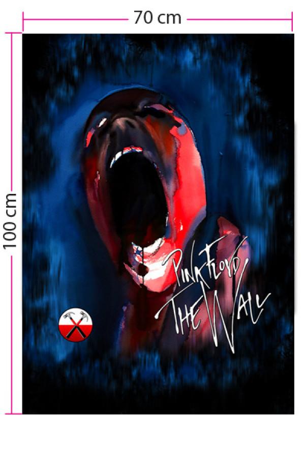 Bandeira Pink Floyd O Filme