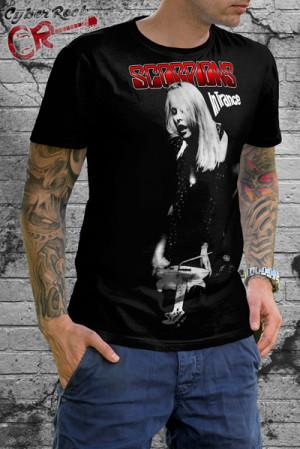 Camiseta Scorpions In Trance