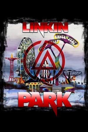 Camiseta Linkin Park Parque