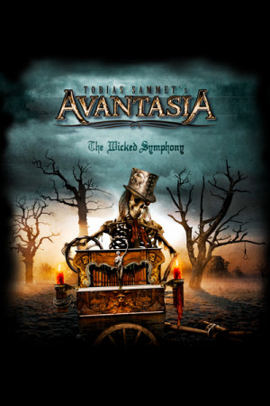 Camiseta Avantasia the Wicked Symphony