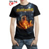 Camiseta Blind Guardian Memories of a Time to Come