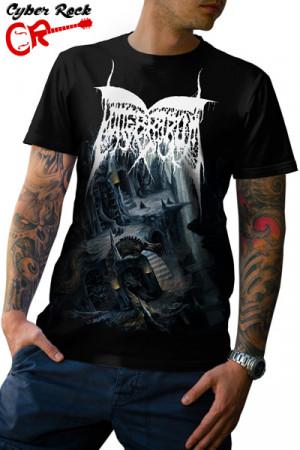 Camiseta Funebrarum Dormant Hallucination