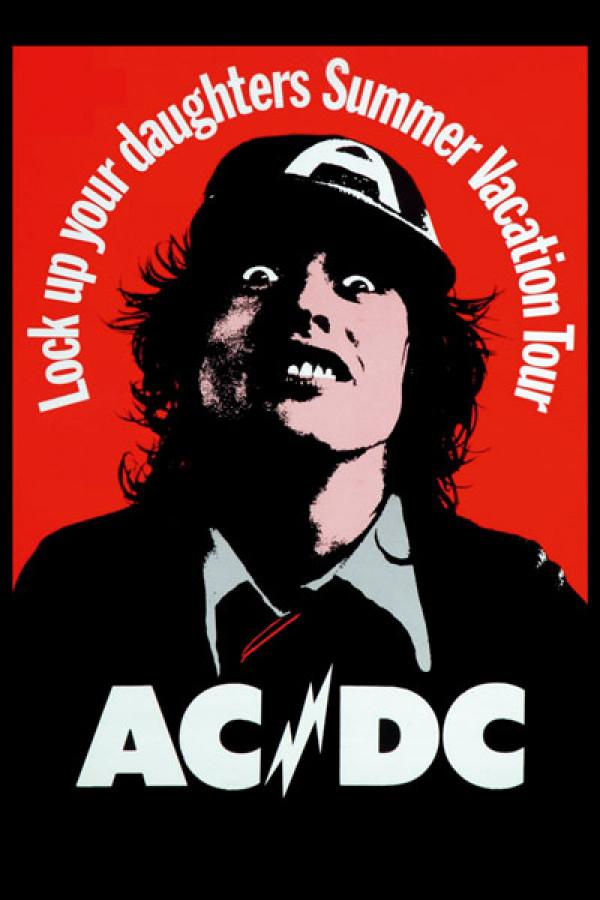 Blusinha  AC/DC Lock Up Tour