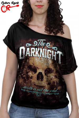 Blusinha Skull the Darknight
