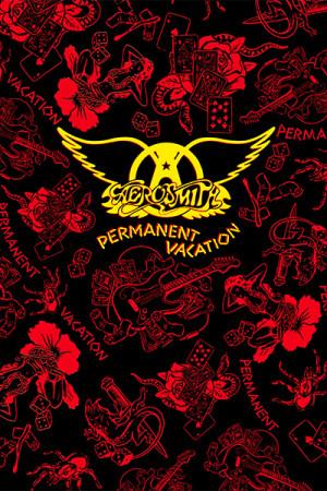 Camiseta Aerosmith - Permanent Vacation