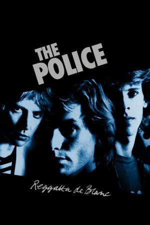 Camiseta The Police Reggatta De Blanc