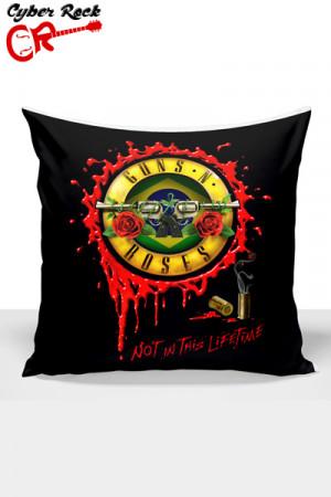 Capa Almofada Guns N' Roses