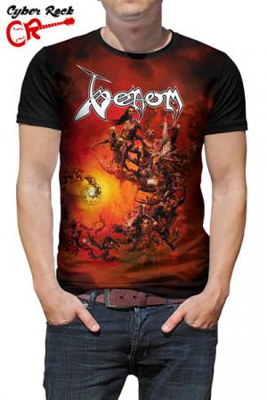 Camiseta Venom from the Very Depths