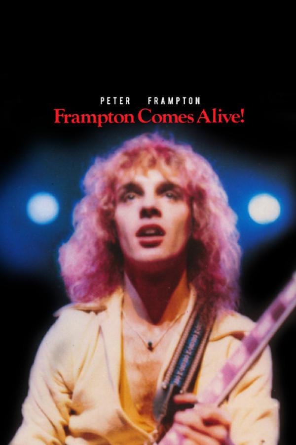 Camiseta Peter Frampton Frampton Comes Alive!