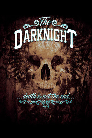 Camiseta Skulls The Darknight