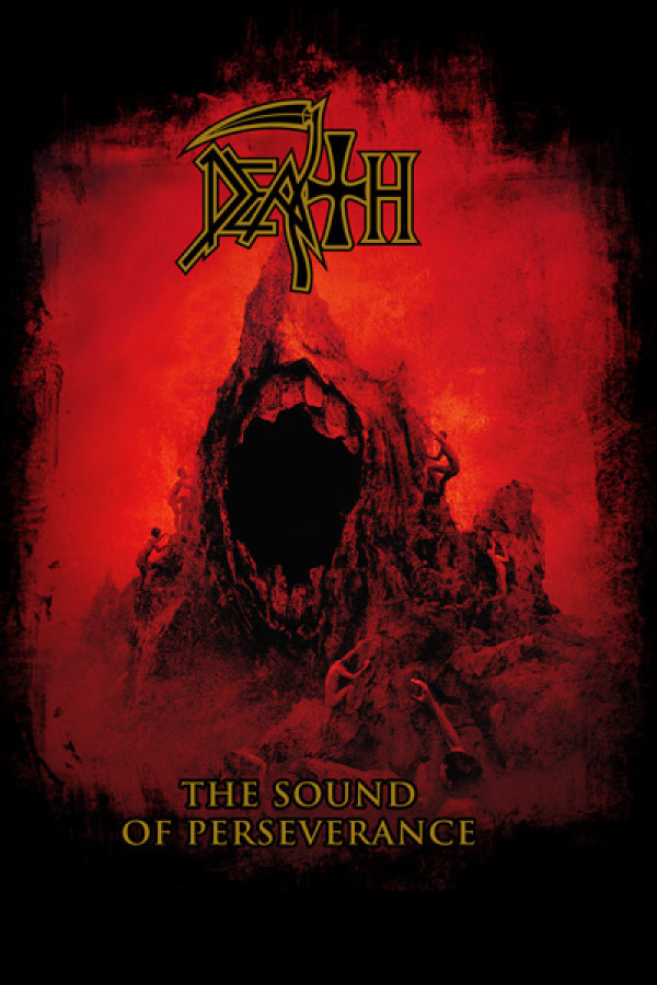 Camiseta Death the Sound of Perceverance