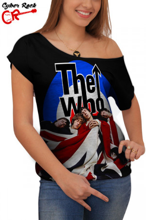 Blusinha The Who II