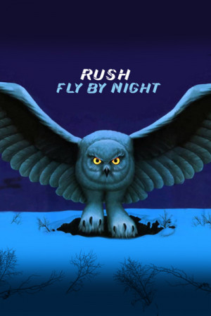 Blusinha Rush Fly the Night