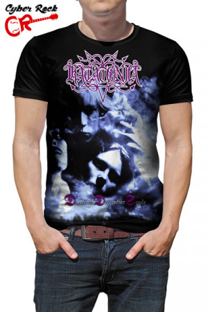 Camiseta Katatonia Dance of December Souls