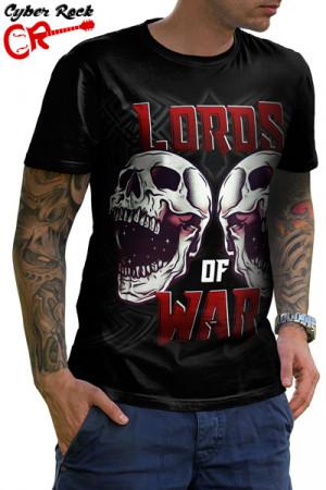 Camiseta Skulls Lords of War