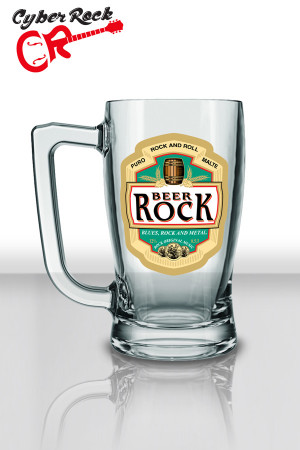 Caneca Chopp Rock Beer
