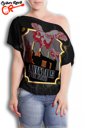 Blusinha Pink Floyd Animals