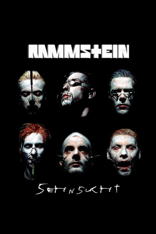 Camiseta  Rammstein Sehnsucht
