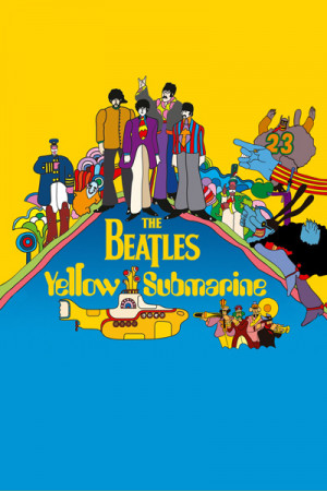 Camiseta The Beatles Yellow Submarine