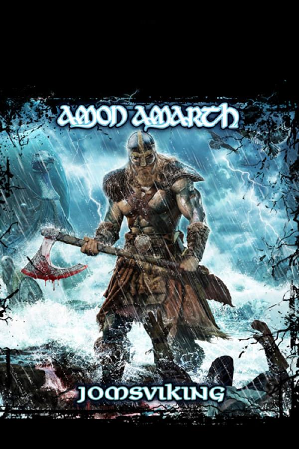 Blusinha Amon Amarth Jomsviking