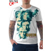 Camiseta Queen Branca
