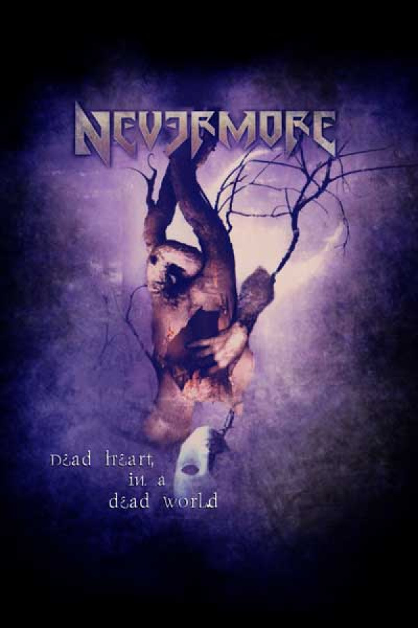 Camiseta Nevermore Dead Heart in a Dead World