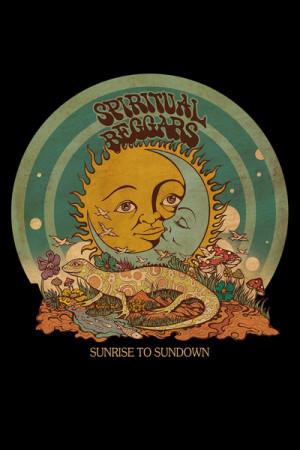 Camiseta Spiritual Beggars - Sunrise to Sundown