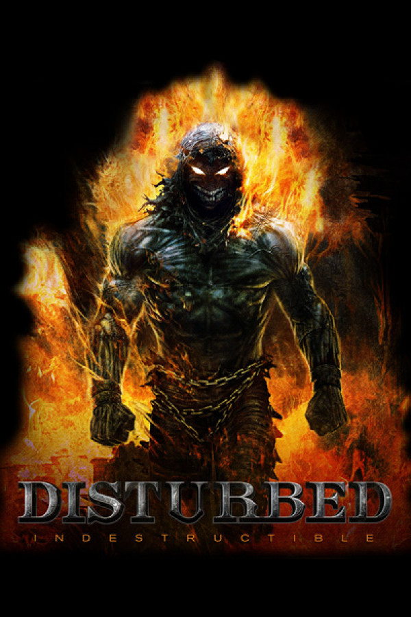 Blusinha Disturbed Indestructible