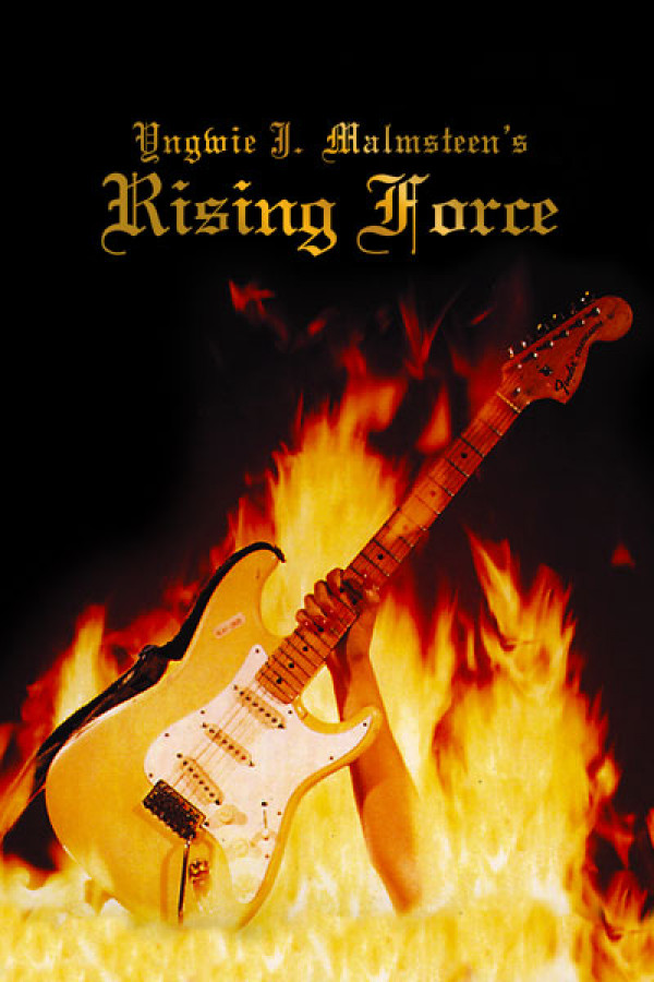 Camiseta Yngwie Malmsteen Rising Force