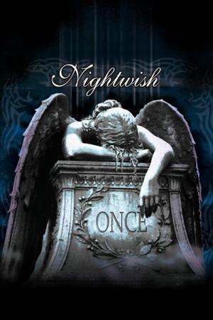 Blusinha Nightwish Once