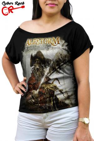 Blusinha Alestorm Captain Morgan's Revenge