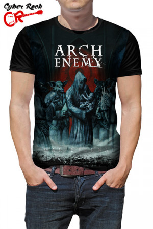 Camiseta Arch Enemy War Eternal