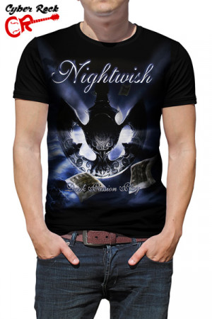 Camiseta Nightwish Dark Passion Play