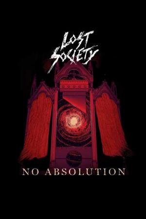 camiseta Lost Society No Absolution