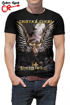 Camiseta Primal Fear Delivering The Black