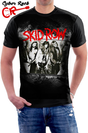 Camiseta Skid Row  II