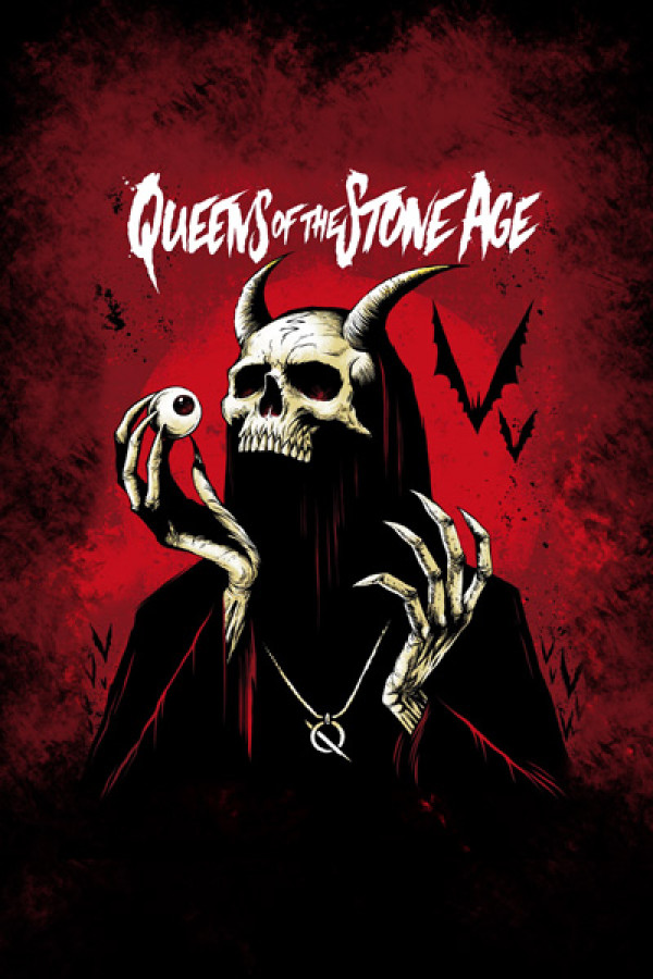 Camiseta Queens of The Stone Age I